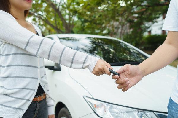 Salg af brugt bil